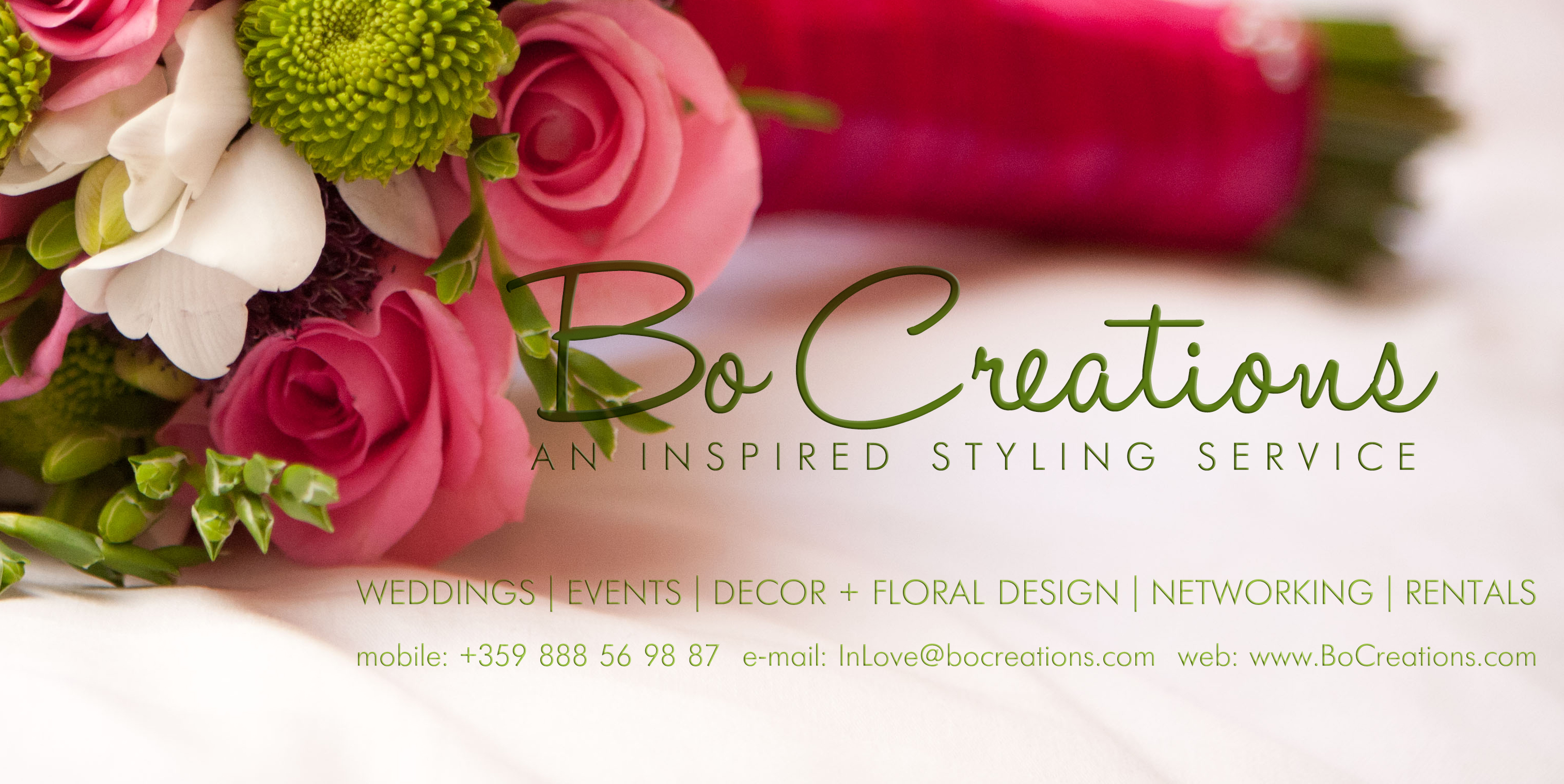 BoCreations FB head logo services contacts